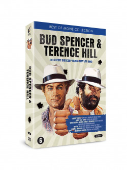 Bud Spencer & Terence.. (6 Dvd) [Edizione: Paesi Bassi]