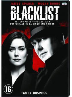 Blacklist Season 5 (3 Dvd) [Edizione: Paesi Bassi]