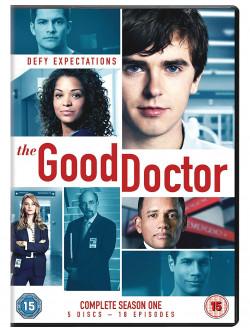 Good Doctor - Season 1 (5 Dvd) [Edizione: Paesi Bassi]