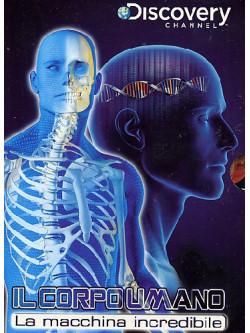 Corpo Umano (Il) - La Macchina Incredibile (2 Dvd+Booklet)