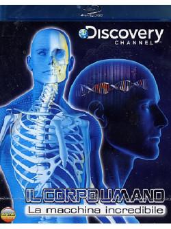 Corpo Umano (Il) - La Macchina Incredibile (Blu-Ray+Booklet)