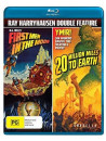 Ray Harryhausen'S 1St Men In The Moon & 20 Million [Edizione: Stati Uniti]