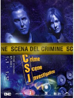 C.S.I. - Scena Del Crimine - Stagione 01 01 (Eps 01-12) (3 Dvd)