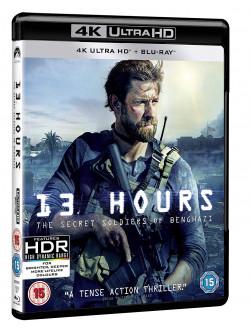 13 Hours (4K) [Edizione: Regno Unito]