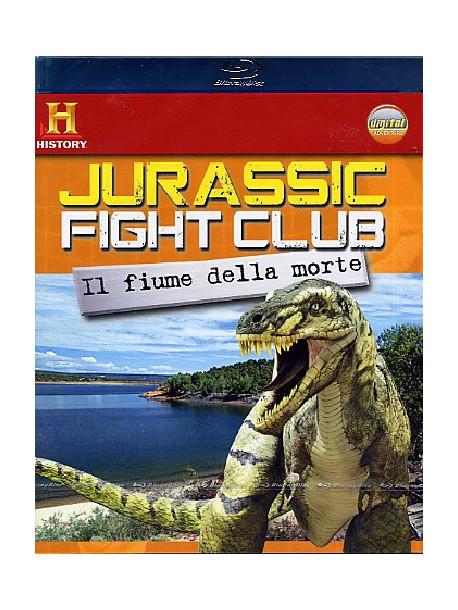 Jurassic Fight Club - Il Fiume Della Morte (Blu-Ray+Booklet)