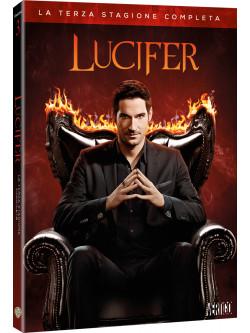 Lucifer - Stagione 03 (5 Dvd)