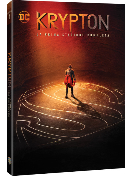 Krypton - Stagione 01 (2 Dvd)