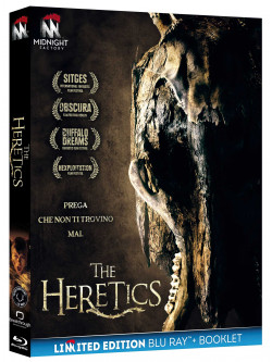 Heretics (The) (Ltd Edition) (Blu-Ray+Booklet)
