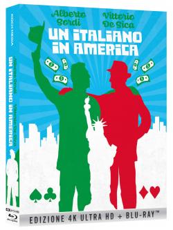 Italiano In America (Un) (Blu-Ray 4K Ultra HD+Blu-Ray)