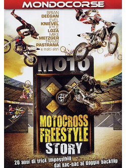 Motocross Freestyle Story