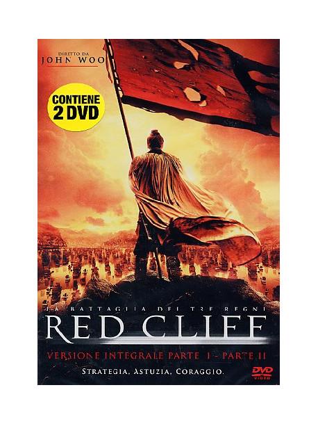 Red Cliff - La Battaglia Dei Tre Regni (Versione Integrale) (2 Dvd)