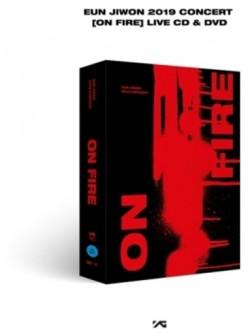 Eun Ji Won - 2019 Concert: On Fire (4 Dvd)
