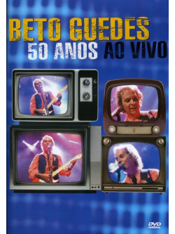 Beto Guedes - 50 Anos Live