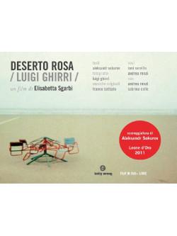 Deserto Rosa / Luigi Ghirri (Dvd+Libro)
