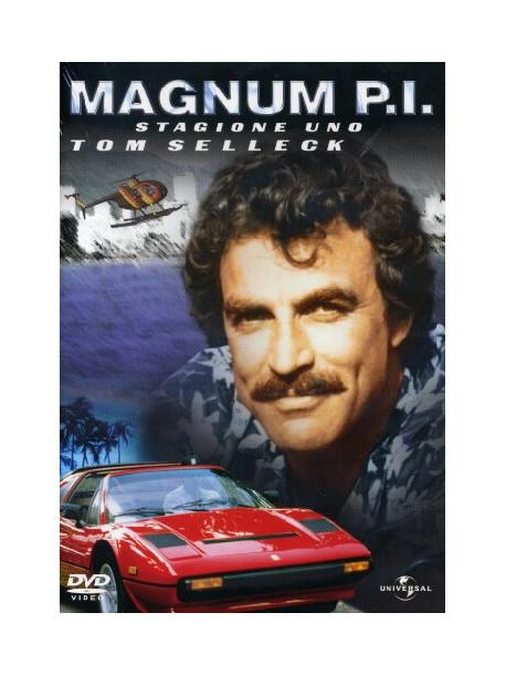 Magnum P.I. - Stagione 01 (6 Dvd)