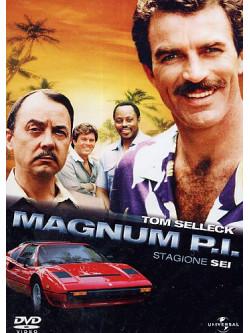 Magnum P.I. - Stagione 06 (6 Dvd)
