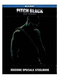 Pitch Black (Steelbook)