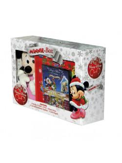 Merry Disney Box Minni (2 Dvd+Libro+Peluche)