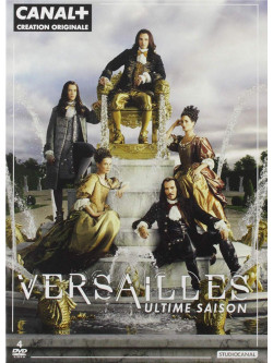 Versailles Season 3 (4 Dvd) [Edizione: Paesi Bassi]