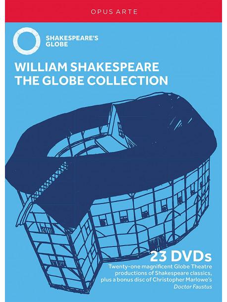 Shakespeare: Globe Collection (23 Dvd) [Edizione: Stati Uniti]