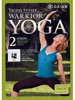 Trudie Styler - Warrior Yoga