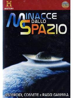 Minacce Dallo Spazio (Dvd+Booklet)
