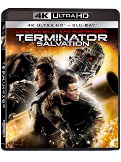 Terminator Salvation (Blu-Ray 4K Ultra HD+Blu-Ray)