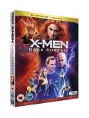 X-Men: Dark Phoenix Retail 4K [Edizione: Regno Unito]