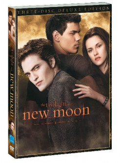 New Moon - The Twilight Saga (Deluxe Edition) (3 Dvd)
