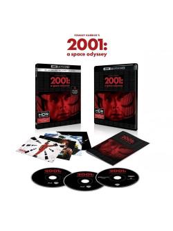 2001: A Space Odyssey (2 Blu-Ray) [Edizione: Regno Unito]