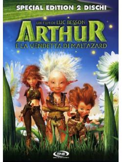 Arthur E La Vendetta Di Maltazard (SE) (2 Dvd)