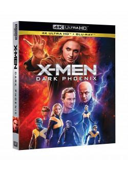 X-Men: Dark Phoenix (4K Ultra Hd+Blu-Ray)