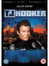 T.J.Hooker - Season One: Pilot + Episode 2 - 4 [Edizione: Regno Unito]