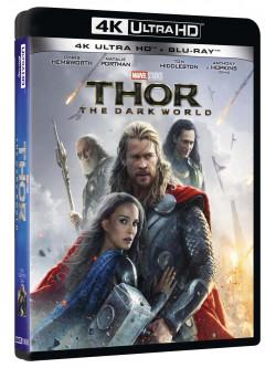 Thor - The Dark World (Blu-Ray 4K Ultra Hd + Blu Ray)