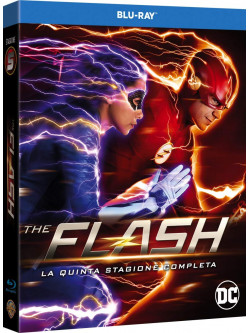 Flash (The) - Stagione 05 (4 Blu-Ray)