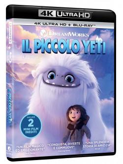 Piccolo Yeti (Il) (Blu-Ray 4K Ultra HD+Blu-Ray)