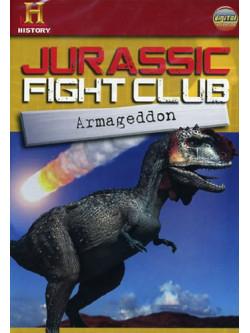 Jurassic Fight Club - Armageddon (Dvd+Booklet)