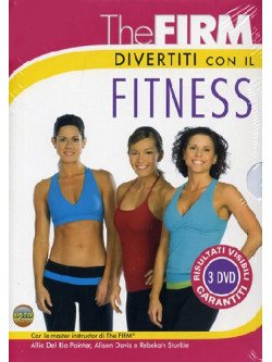 Firm (The) - Divertiti Con Il Fitness (3 Dvd)