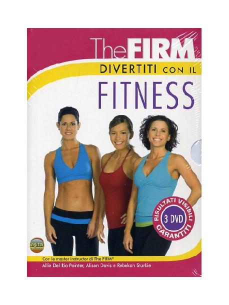 Firm (The) - Divertiti Con Il Fitness (3 Dvd)