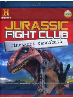 Jurassic Fight Club - Dinosauri Cannibali (Blu-Ray+Booklet)