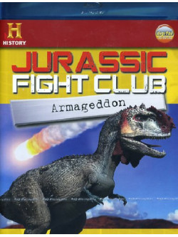 Jurassic Fight Club - Armageddon (Blu-Ray+Booklet)