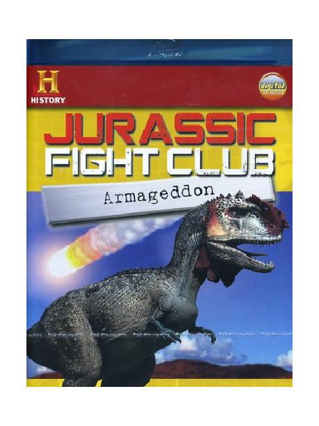 Jurassic Fight Club - Armageddon (Blu-Ray+Booklet)