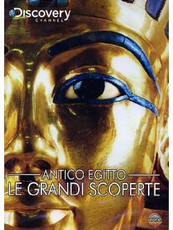 Antico Egitto - Le Grandi Scoperte (Dvd+Booklet)