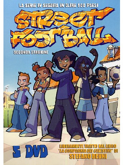 Street Football - Serie 02 (5 Dvd)