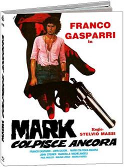 Mark Colpisce Ancora (Ltd.Media Book Cover A)