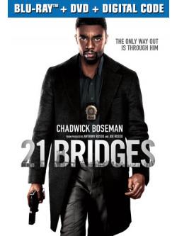 21 Bridges (2 Blu-Ray) [Edizione: Stati Uniti]