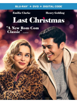 Last Christmas (2 Blu-Ray) [Edizione: Stati Uniti]