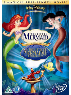 Little Mermaid I & II (The) [Edizione: Regno Unito]