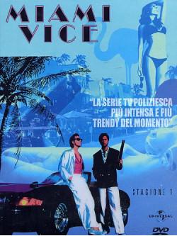 Miami Vice - Stagione 01 (8 Dvd)