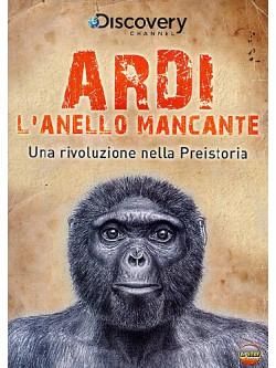 Ardi - L'Anello Mancante (Dvd+Booklet)